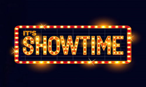 It's Showtime 2017